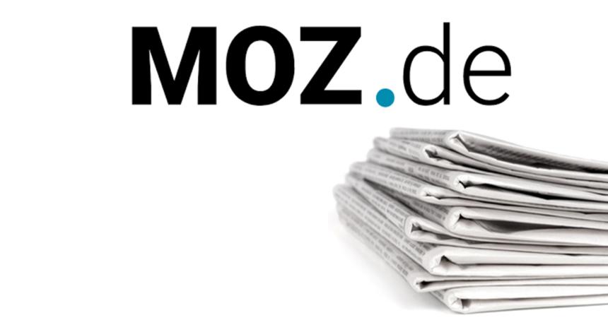MOZ: Rheinland-Pfälzer Protest in Hennigsdorf