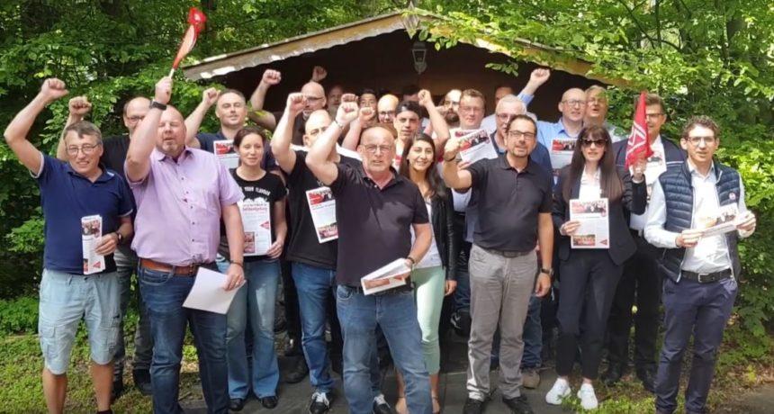 Solidarität aus dem Saarland