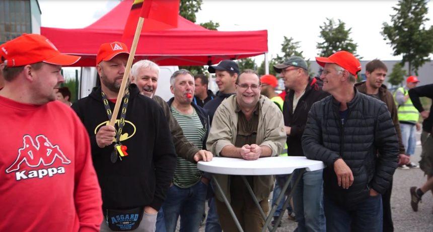 Eilmeldung: #RIVA B.E.S. in Brandenburg steht still - Warnstreikaufruf wird massenhaft befolgt