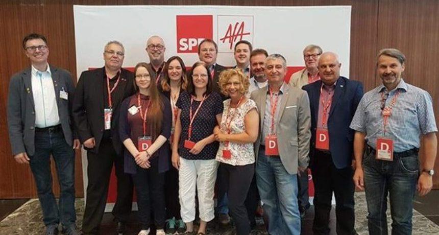 Respekt und Anerkennung für Eure Durchhaltekraft! Solidarität mit den Kollegen/innen von Riva-HES Stahl in Trier und Horath