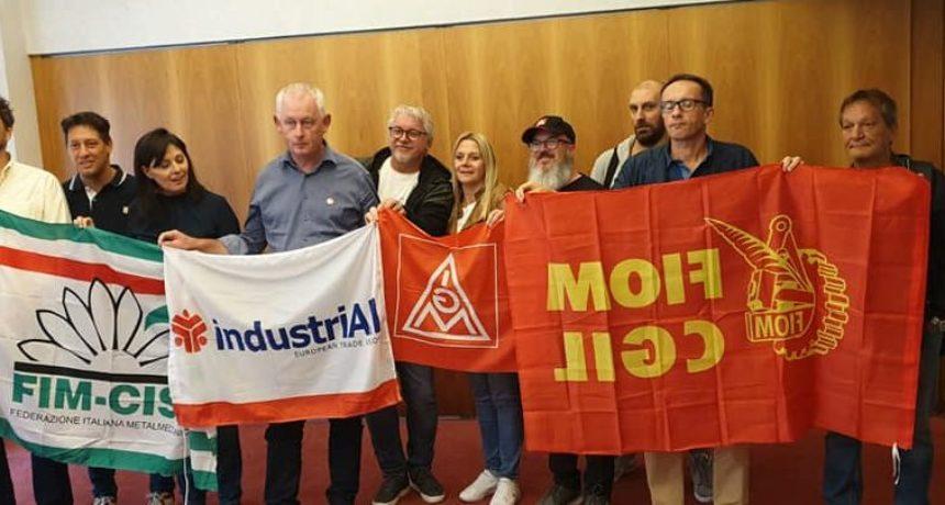 Solidarität der FIM CISL an die deutschen Kolleginnen und Kollegen im Riva-Streik