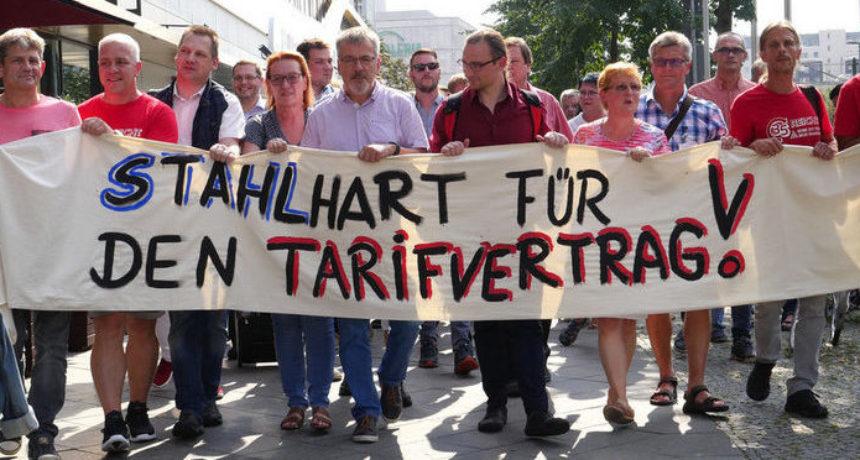 Solidaritätserklärung der Betriebsrätekonferenz Ost an die Streikenden