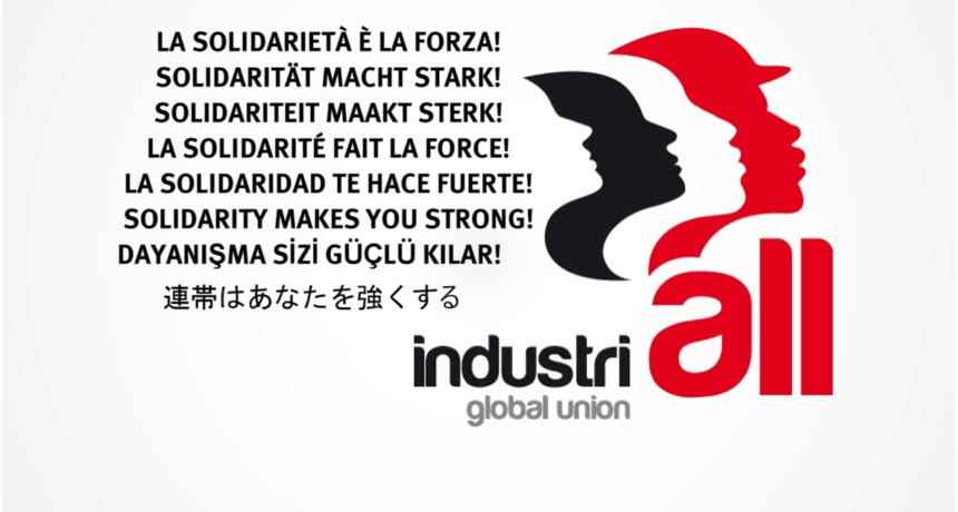 IndustriALL Global Union - Solidarität aus 19 Ländern