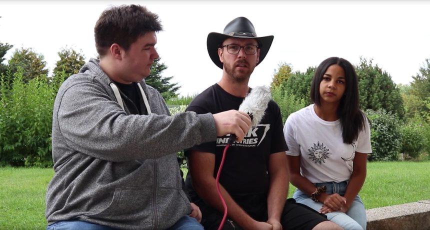 """Streit um Tarifvertrag - """"SakulTalks"""" interviewt Daniel Hähnel und Melissa Gilbert"""